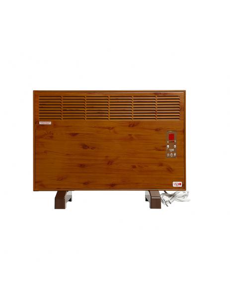 Vigo EPK4570E10A Vigo Elektrikli Panel Konvektör Isıtıcı Dijital 1000 Watt Ahşap