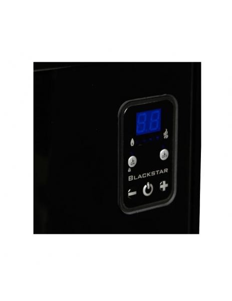 EPK4590E20C Vigo Elektrikli Panel Konvektör Isıtıcı Dijital 2000 Watt Camlı