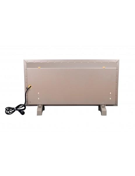 Vigo EPK4590E25İ Vigo Elektrikli Panel Konvektör Isıtıcı Dijital 2500 Watt Inox