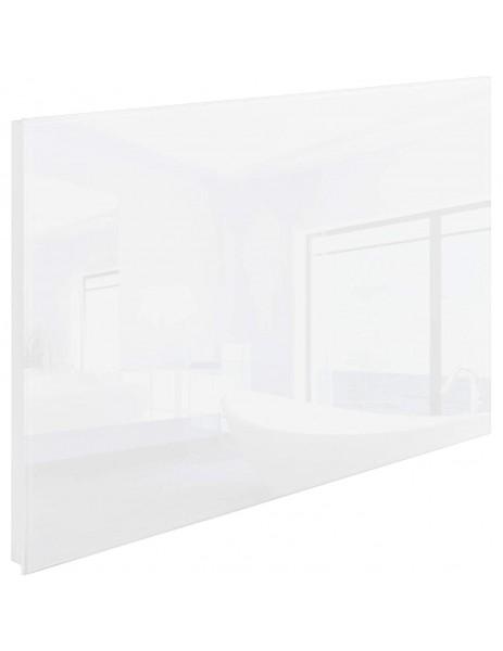 Kuas beyaz cam panel infrared ısıtıcı ISP-G 700 watt (920x620x40)