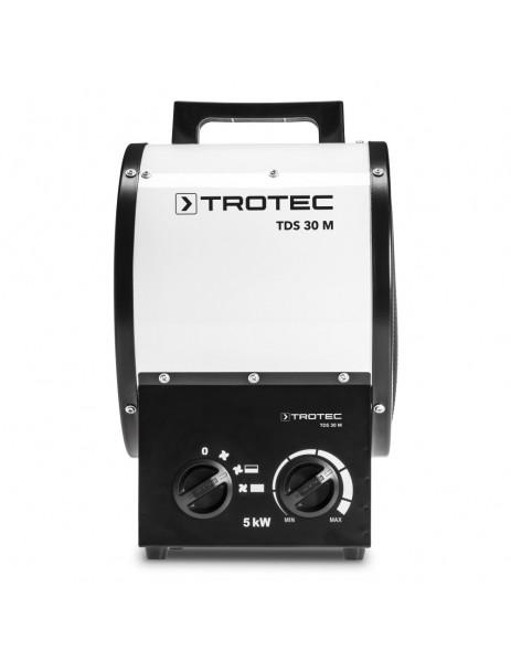 Fanlı Elektrikli Seramik Isıtıcı Trotec TDS 30 M Trifaze 5 KW