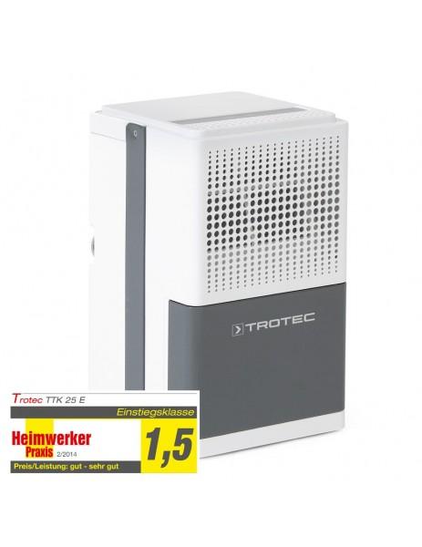 Trotec Ev Tipi Nem Alma Cihazı Trotec TTK 25 E Nem Alıcı 10 lt - 37m² büyüklüğündeki alanlara kadar uygundur!