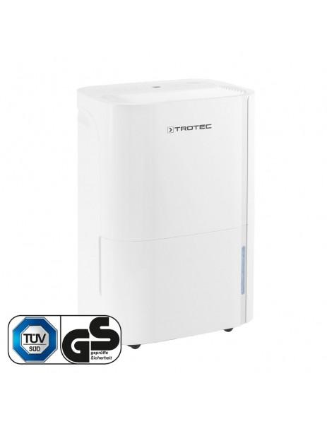 Trotec TTK 54 E Ev Tipi Nem Alma Cihazı  Ve İyonizer Özelliği vardır.16 Lt/gün 31 m² / 78 m³ arası için uygundur.